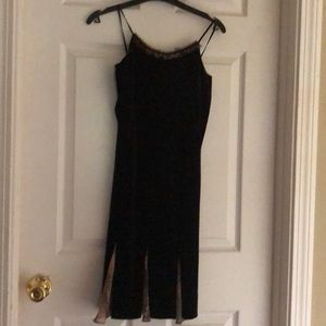 Black girls dress